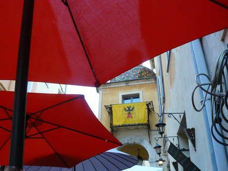 Menton, Riviera & Merveilles Tourist Office - Castellar Tourist Service