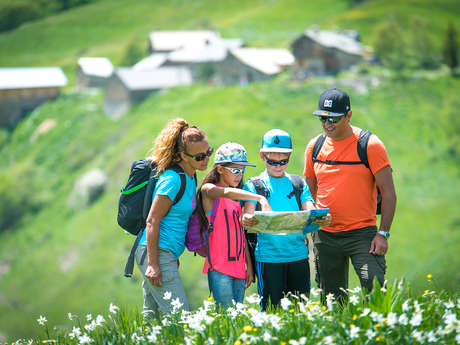 Jouez les explorateurs en famille !