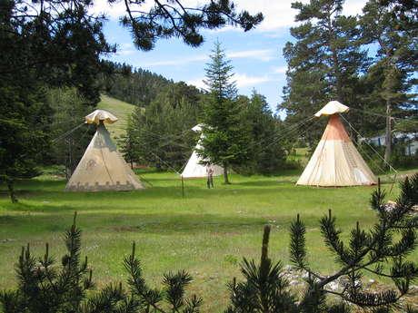 Le Camp Tipis