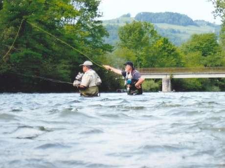 AAPPMA Les Pêcheurs du Haut Guiers - Permis de Pêche - Isère