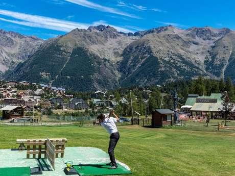 Auron Moutain Golf