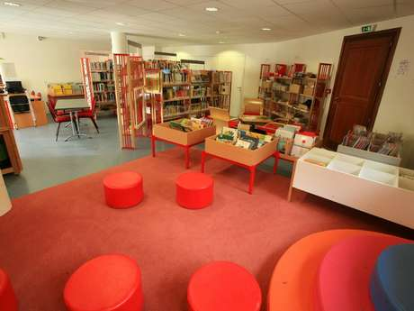 Venosc's library