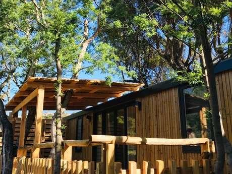 Au Paradis des Campeurs - Lodge