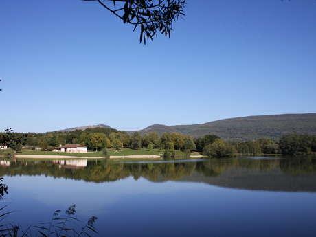Tour du plan d'eau de la Grange du Pin