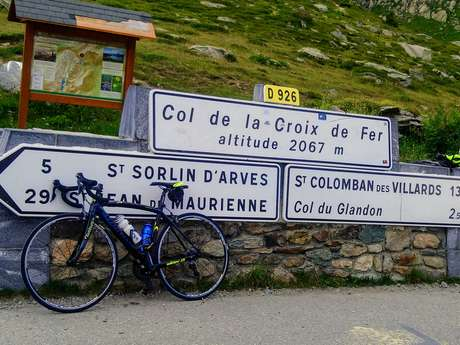 Cyclo - Col de la Croix de Fer