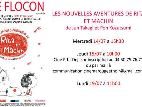 Ciné Flocon - Les Nouvelles Aventures de Rita et Machin