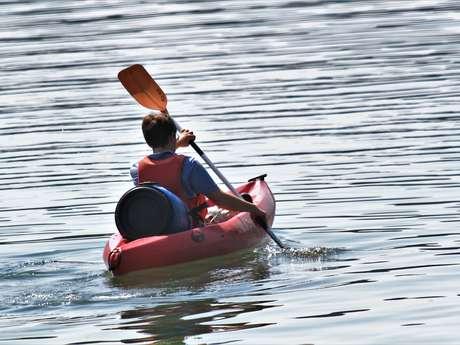 Canoë Kayak : descentes du vieux Rhône - l'Intégrale