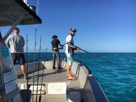Sortie pêche - Long Island Fishing