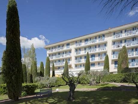 """Séjour Spa """"Escapade pleine forme"""" à Gréoux-les-bains - Hôtel Le Verdon ***"""