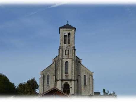 Découverte de l'église et du clocher