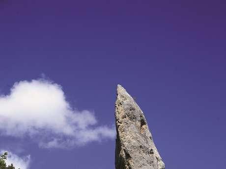 Le Monolithe par le Sentier des Biches
