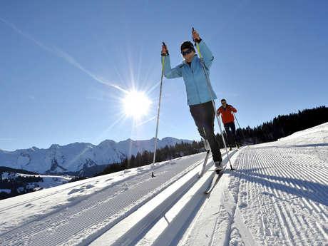 Foyer de ski de fond du Sappey