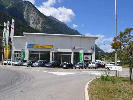 Garage Opel-Fiat-Alfa Roméo