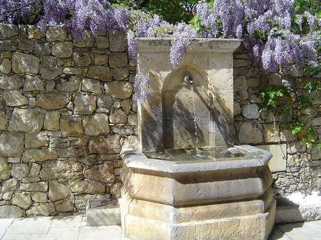 Fontaines de Montauroux