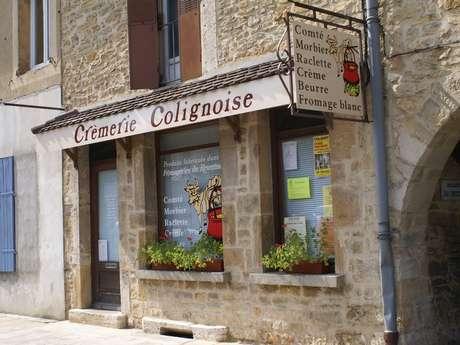 Crèmerie Colignoise