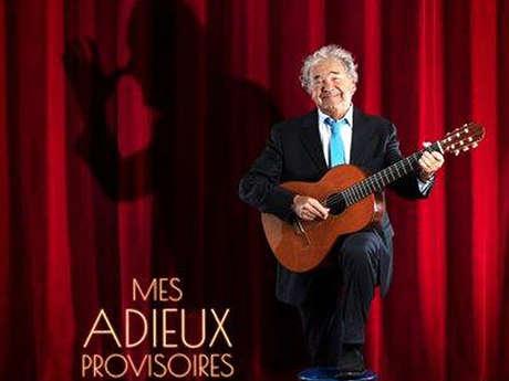 Pierre Perret – Mes Adieux Provisoires
