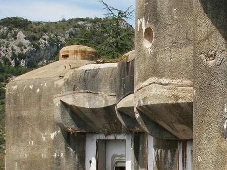 Visite commentée du Fort Maginot de Sainte-Agnès