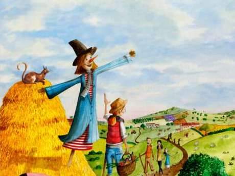 REPORT SEPTEMBRE - Les jardins d'Icitte - De ferme en ferme
