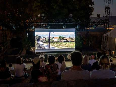 Cinema at the castle