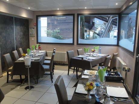 La Fourchette et La Plume, restaurant d'application