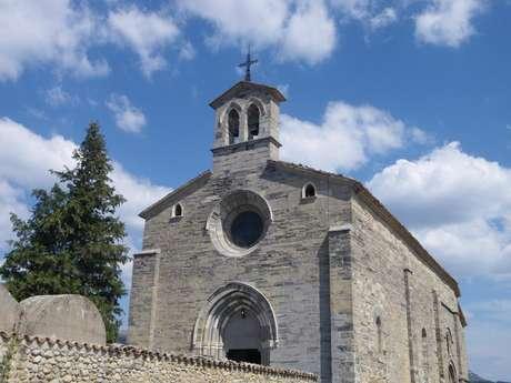 Église Notre-Dame de la Nativité de Lagrand
