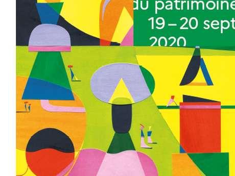 """Journées européennes du patrimoine - """"A la découverte des usines textiles de la vallée"""