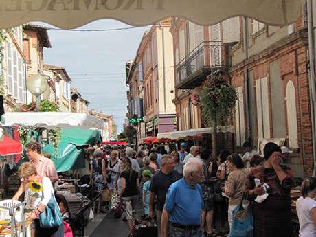Marché de Castelsarrasin