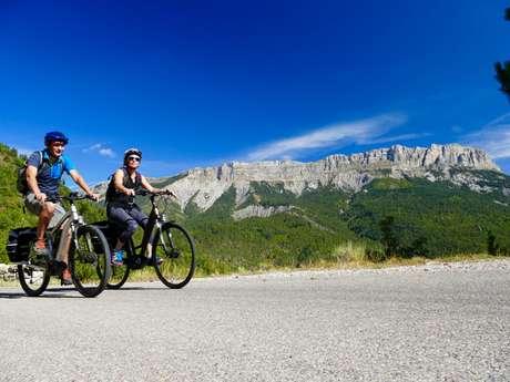 Séjour en étoile, Buëch e-bike