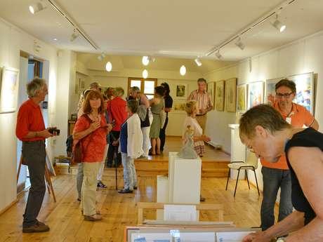 31e Salon de peinture du Sappey en Chartreuse