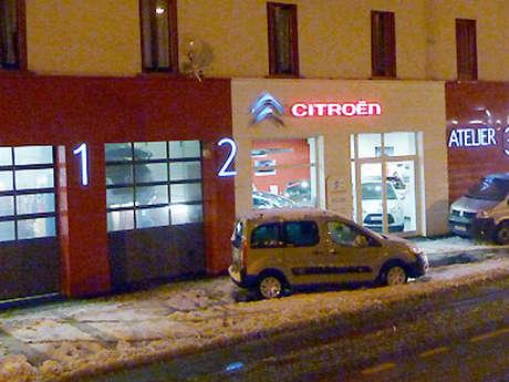 Garage Citroen Ragona