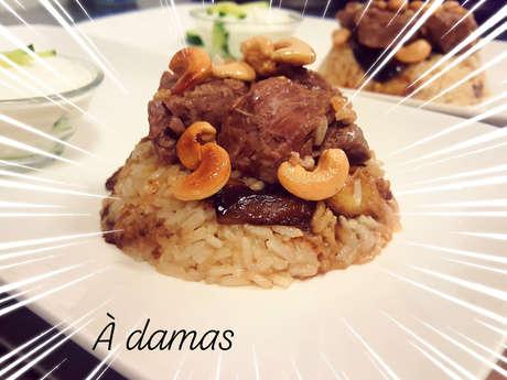 Restaurant A Damas
