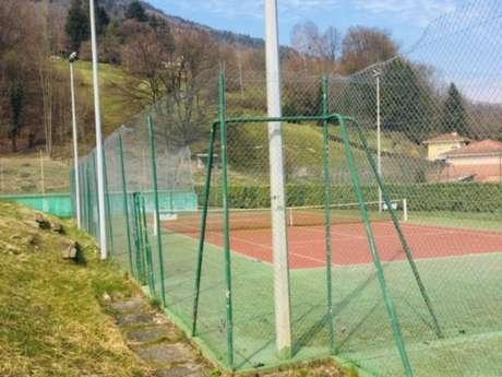 Courts de Tennis Allevard et Crêts en Belledonne