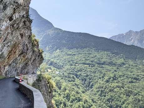 Cyclo - La route des Travers