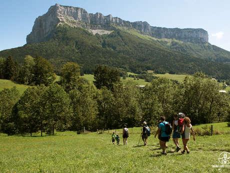 Pointe de la Gorgeat par le Col de la Drière