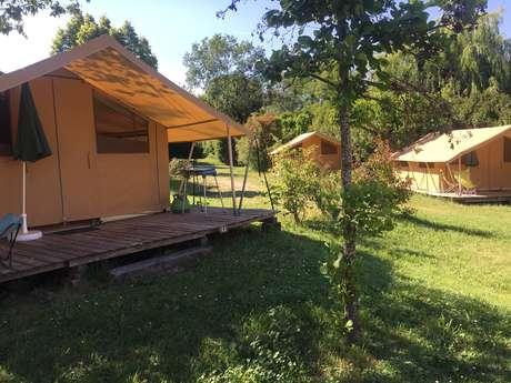 Camping Forcalquier Les Routes de Provence