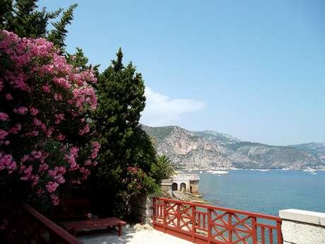 Gardens of the Kerylos villa