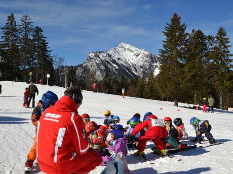 Ecole du ski Français Chartreuse