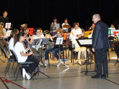 Concert d'audition de l'année