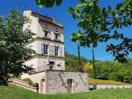 Le Pigeonnier d'Occitanie A l'ambiance romantique