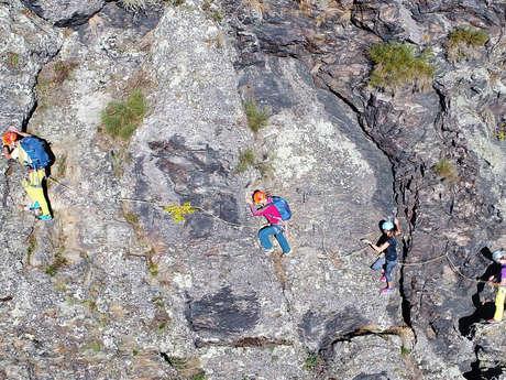 Pôle vertical - Parcours montagne adultes et enfants