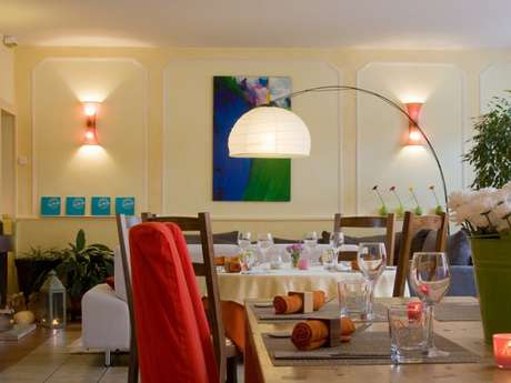 Hôtel-Restaurant Au Coeur de Meaulne