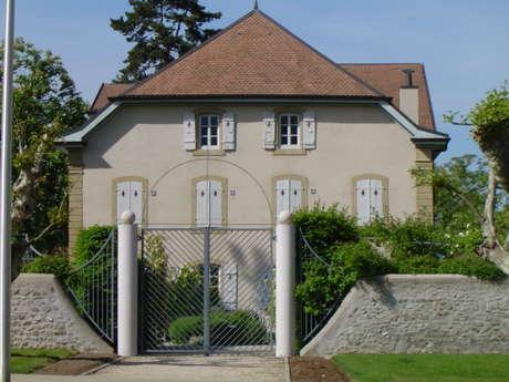 Pavillon Stéphane Hessel