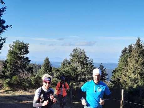 Bougez dans les Monts du Pilat - Initiation au Trail (à partir de 16 ans)