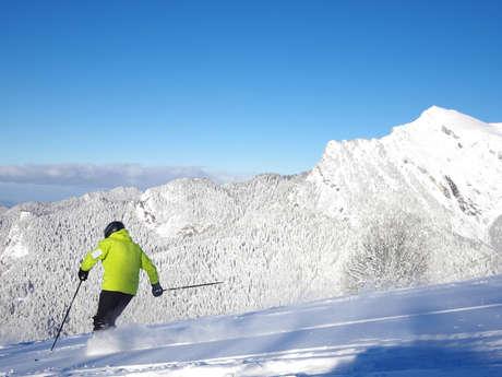 Ski en famille à St Pierre de Chartreuse