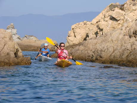 Location journée Kayak double