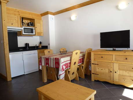 Résidence Le Criterium - Apartment 2 rooms cabine 4 people - CRID08