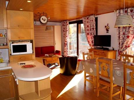 L'EPERON B3 N°41 Appartement 6 personnes