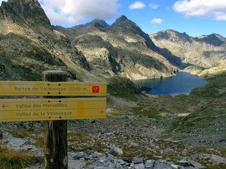 Mercantour, la vallée des Merveilles en itinérant