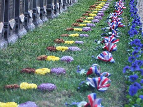 Belgian military cemetery