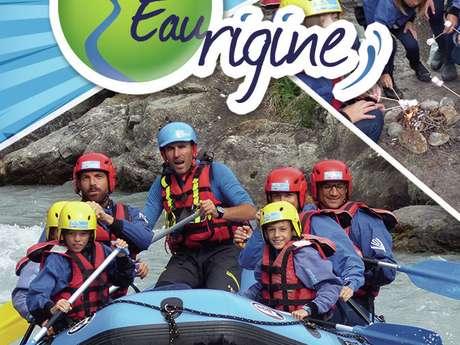 Canyoning - Eaurigine